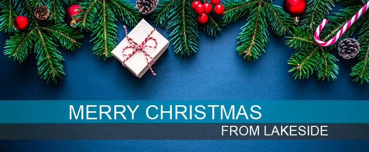 Merry Christmas from Lakeside
